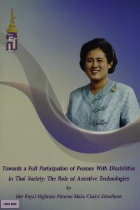 Towards a Full Participation of Persons With Disabilities in Thai Society